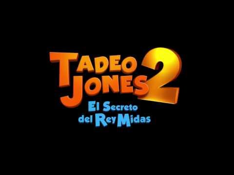 Tadeo Jones 2: El Secreto Del Rey Midas - Teaser Trailer?>