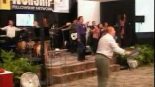 Holly Spirit cought on Video - @City Worship Church - Manado.mp4