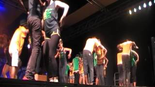 World Reggae Dance Championship 2K13 JA Opening Part.1 - By UNIK DANCERZ