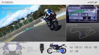 9. 2015 Yamaha YZF-R1 - We R1 -  Take a Ride on the New YZF-R1