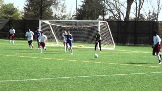 Location: Morristown-Beard School Date: 4/24/2016 Goalie Guest Player on U19 Team https://home.gotsoccer.com/rankings/team.aspx?TeamID=803533.