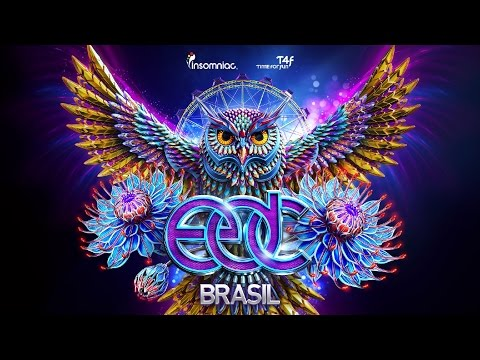 Electric Daisy Carnival desembarca no Brasil