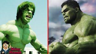 Video Evolusi Film Superhero Jaman OLD Versus Jaman NOW MP3, 3GP, MP4, WEBM, AVI, FLV Mei 2019