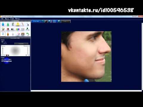 Видео урок в программе PhotoInstrument