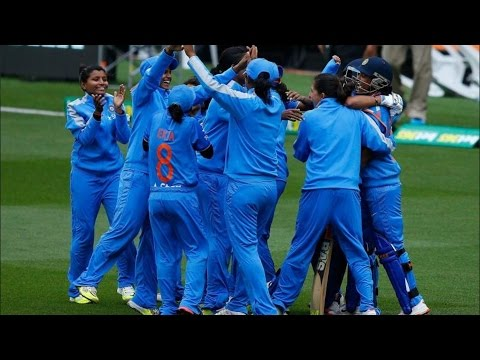 Indian Women's Team Create History | Beat Australia To Win Maiden T20 Series