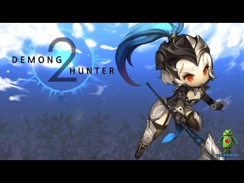 Demong Hunter 2 (iOS/Android) Gameplay HD