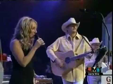 LEE ANN WOMACK AND ALAN JACKSON - GOLDEN RING -