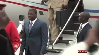 Subscribe to eNCA for latest news. No Fear. No Favour: http://bit.ly/eNCAnews Togo's President Faure Gnassingbe has given a ...