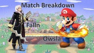 Match Breakdown – Robin vs Mario