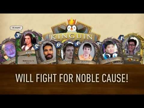 Kinguin For Charity - Winter Edition 2015 Trailer