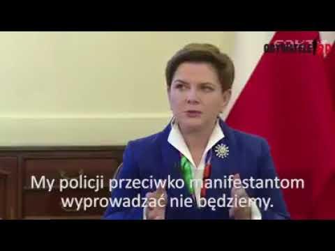 """""""Wolność i demokracja"""" w państwie PiS…"""