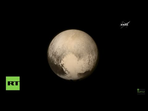LIVE: NASA holds briefing on New Horizons journey to Pluto