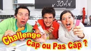 Video CHALLENGE CAP OU PAS CAP - DEMO JOUETS vs JOAN GU'LIVE MP3, 3GP, MP4, WEBM, AVI, FLV Mei 2017