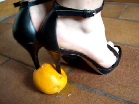 high heels crush -