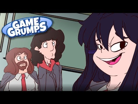 Something's Off About Literature Club - Game Grumps Animated - By Ryan Storm