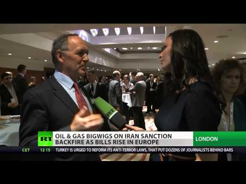 Oh My Gas…& Oil! Europe hit hardest by Iran sanctions?