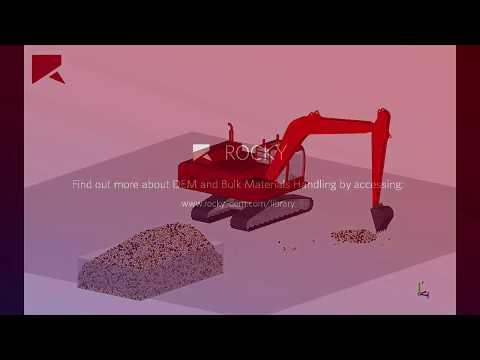 Excavator - Rocky 4