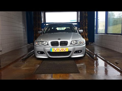 E46 323i straight pipe sound