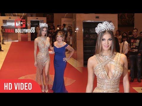 Iris Mittenaere At Yamaha Fascino Miss Diva 2017 | Miss Diva Finale 2017