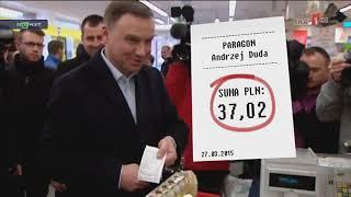 Wiadomości TVP szczerze: za PiS ceny wzrosły aż o 18%!