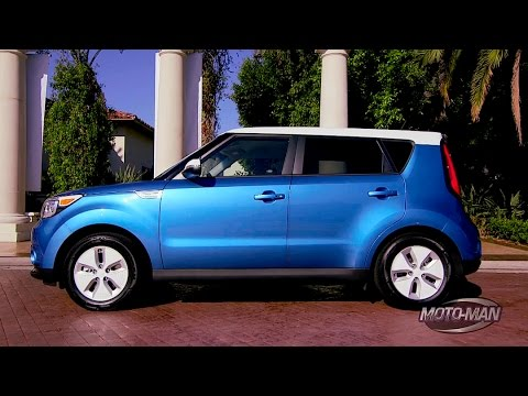 2015 Kia Soul EV – FIRST DRIVE & Battery Tech Review