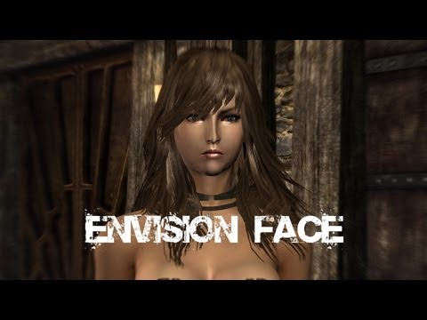 Skyrim - Envision Face Making Tutorial (HD) (Update)
