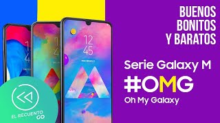 Samsung Galaxy M llegan a México ¡BARATOS! | El Recuento Go