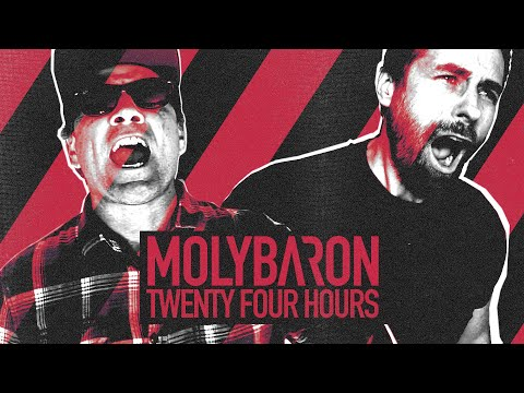 Molybaron-Twenty Four Hours - Feat. Whitfield Crane