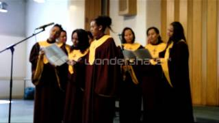 UOECE 4th Annual Conference-The Choral Group Of Frankfurt Oromo Evangelical Church