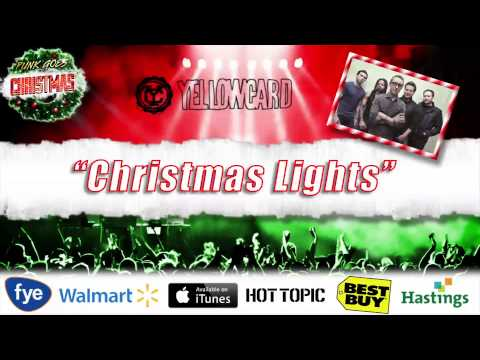 Tekst piosenki Yellowcard - Christmas Lights po polsku