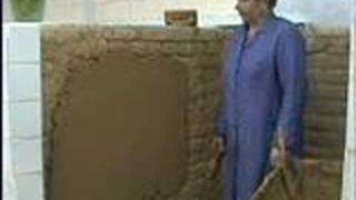 Затирка оштукатуренных стен тёрками