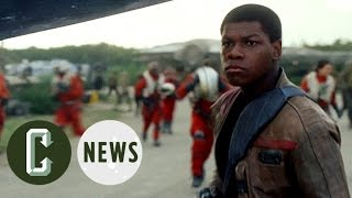 John Boyega Set to Star in 'Pacific Rim' Sequel by Collider