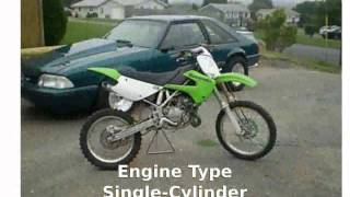 1. 2005 Kawasaki KX 100 - Walkaround and Info