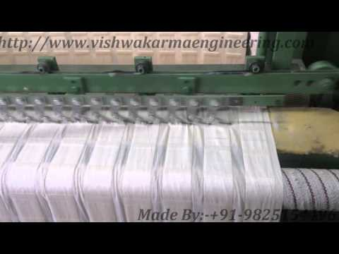 Fabric Warp Butta Cutting Machine