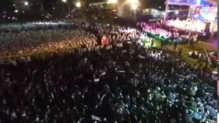 Turi Putih Habib Syech ft Mustofa atef - Lirboyo Bersholawat