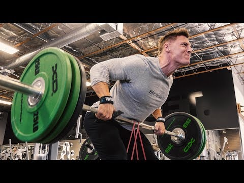 Getting Back To My Roots | Shoulder Training With The Fitness Culture Power Program