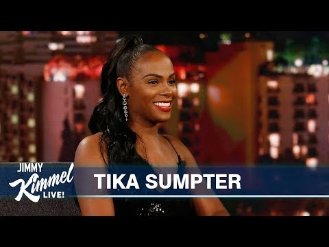 Tika Sumpter on Visiting Prison, Sonic the Hedgehog & Mixed-ish