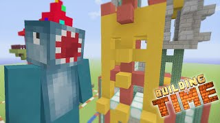 Minecraft Xbox - WIZARD TOWER!! - Building Time! [#48] by iBallisticSquid