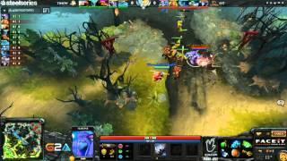Leviathan vs TShow, game 1