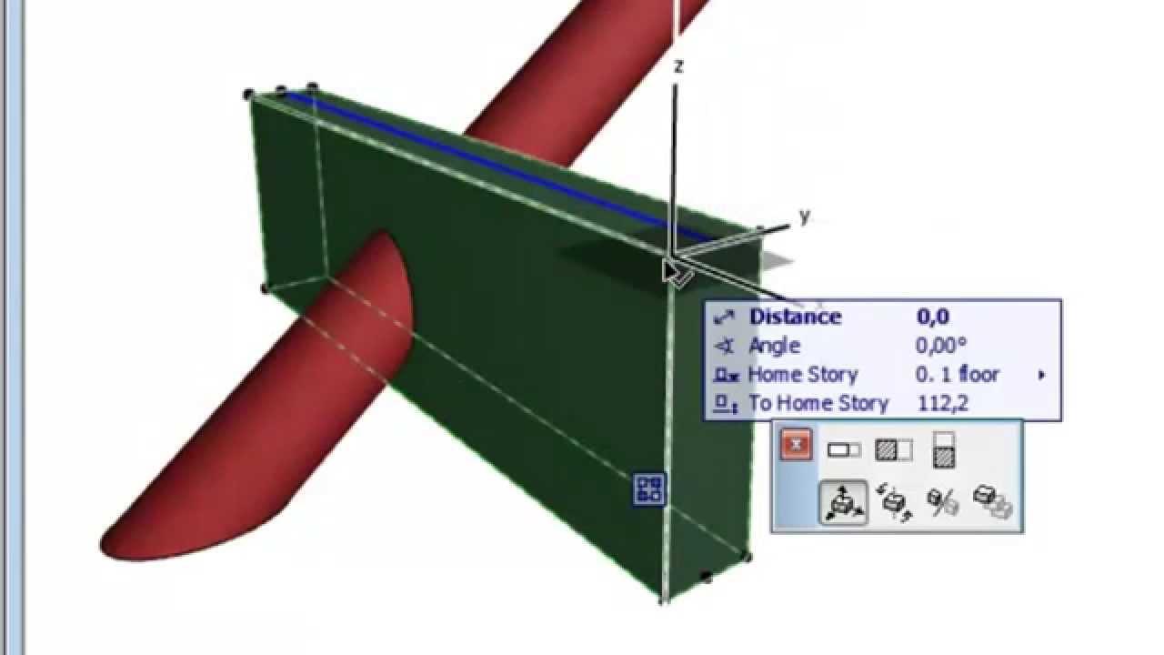 柱の表示 拡張機能
