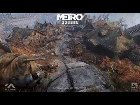 Postapokalipsa i technologia, czyli wykorzystanie technologii Nvidia RTX w grze Metro Exodus