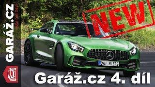 Video GARÁŽ.cz 01x04: Mercedes AMG GTR, závody DTM, Volvo V90 Crosscountry a Seat Ibiza MP3, 3GP, MP4, WEBM, AVI, FLV Juni 2018