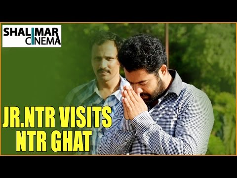 Jr NTR Pay Tribute To NTR On His Birthday