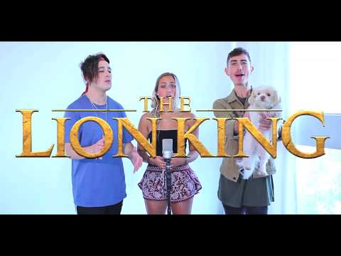 The Lion King ALL SONGS MEDLEY!!! [by the Gorenc siblings]