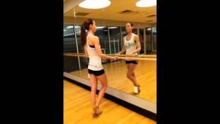 High Heel Workout 1- Calves and Legs
