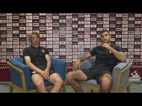 Hrvatska U-21 2U1: Borna Sosa i Toni Borevković