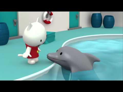 Мультики Детям - Мусти - Дельфин Долли (видео)