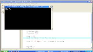 Object-Oriented Programming In C++ - Lecture 5