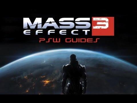 Mass Effect 3 Secret Item Locations