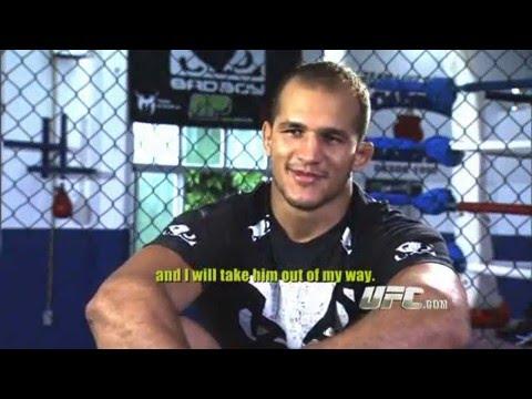 Junior Dos Santos Prefight Interview vs Roy Nelson